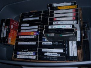digitise video tapes