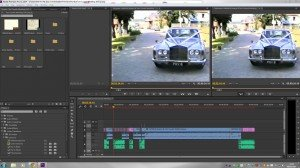 video production and editing wedding